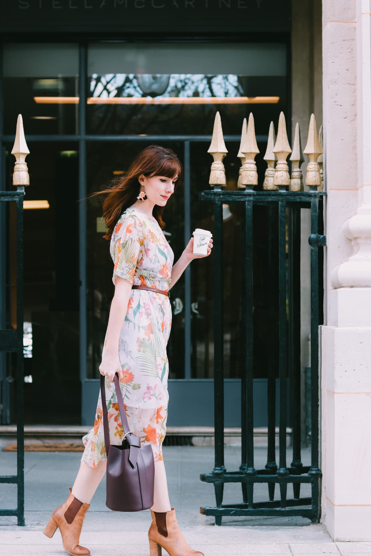Perfect year-round florals - A Parisian Journey