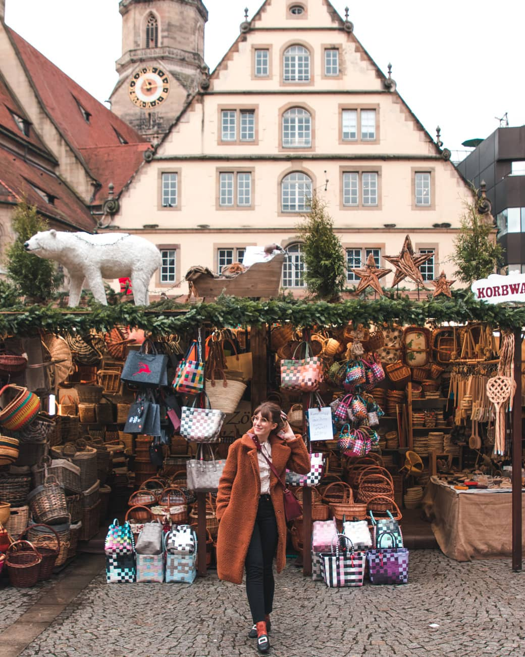 A guide to Stuttgart in December