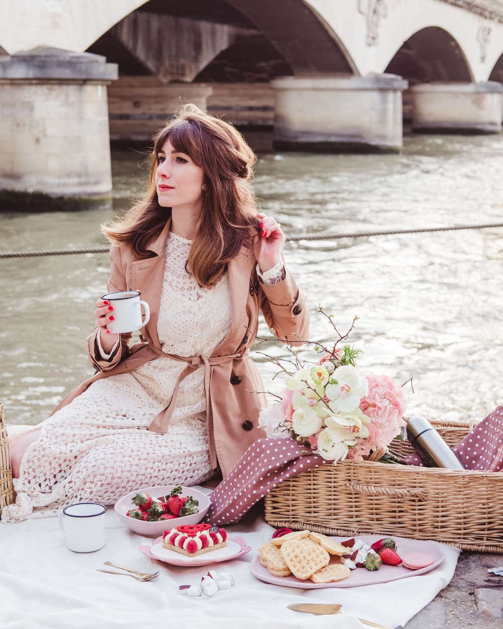 How to plan a romantic winter picnic in Paris, A Parisian Journey